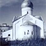 Храм Димитрия Солунского в 1949 году