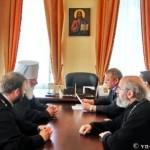Передача Храма Димитрия Солунского