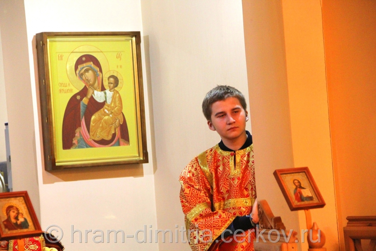 Алтарник Мстислав