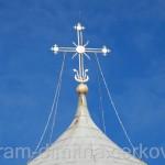 Крест на Храме