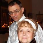 Алтарник Михаил и Нина Николаевна