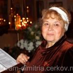 Невозможно представить Пасхальный клир без Нины Николаевны